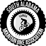 Stewarded by SAMBA - South Alabama Mountain Bike Association